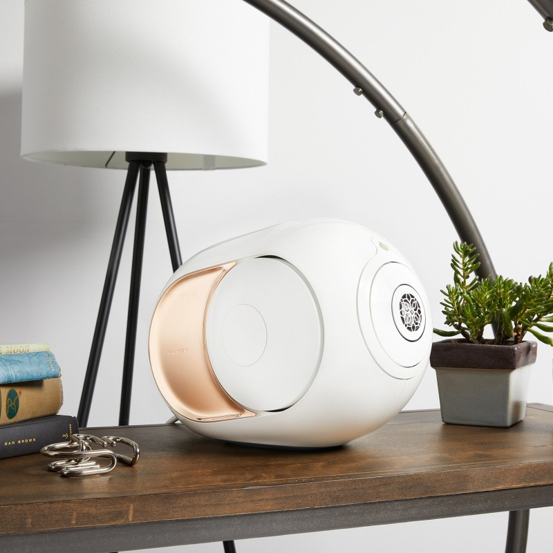 Devialet Gold Phantom High-End Wireless Speaker 4500 Watts 108 dB