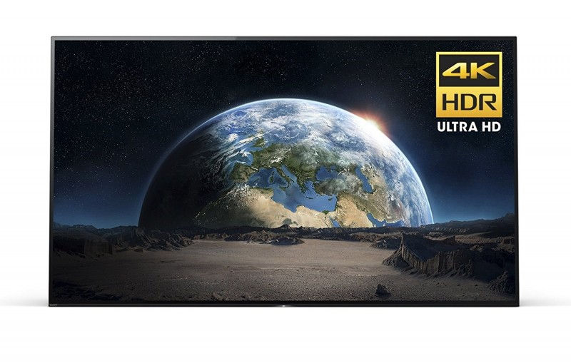 Sony XBR55A1E 55-Inch 4K Ultra HD Smart BRAVIA OLED TV, Works with Alexa