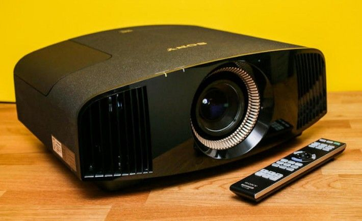 Sony 4K 3D SXRD Home Projector
